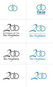 BiCent logos
